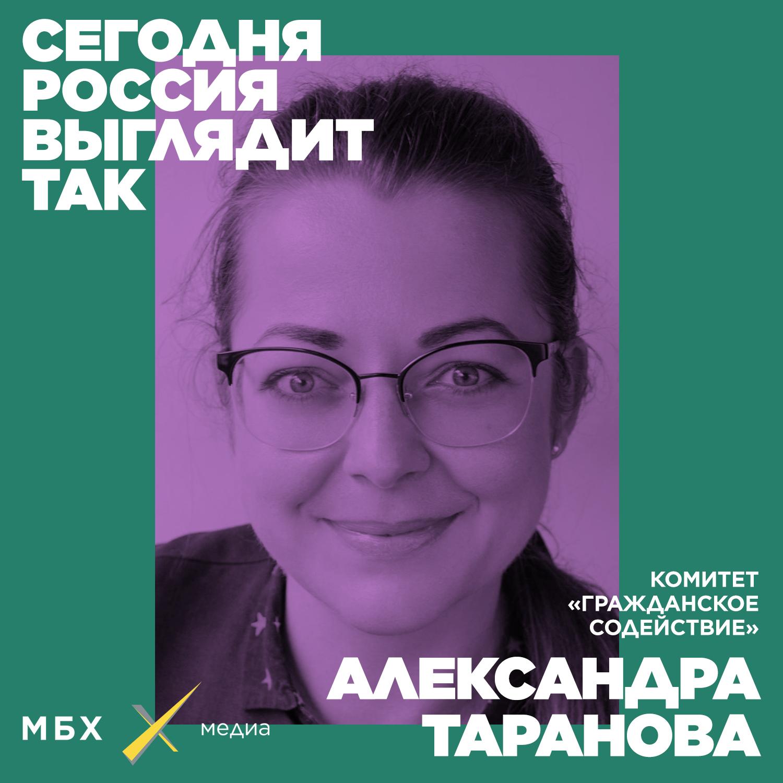 Александра Таранова. Кто и почему помогает в России беженцам?